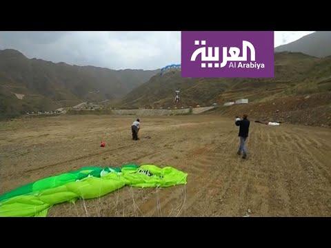 العرب اليوم - شاهد أكبر قفزة في السعودية في موسم السودة