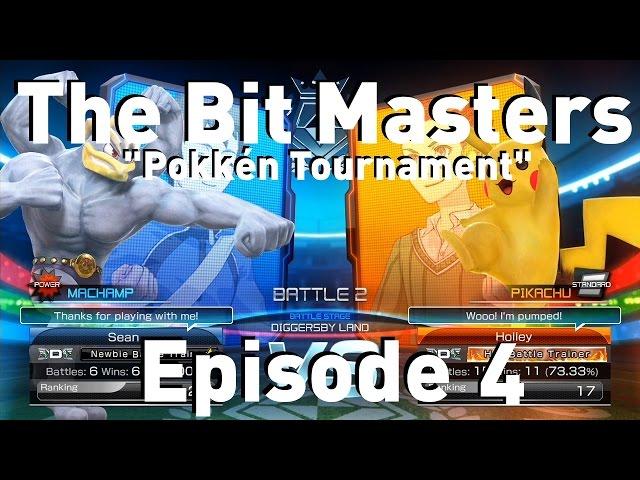 Pokkén Tournament: Master Ballers - Episode 4
