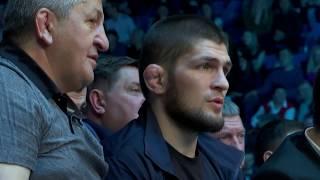 """Нурмагомедов: """"Бокс - это 20% смешанного стиля, 80% - это борьба"""""""