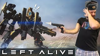 Apocalypse Nyet! - Left Alive Gameplay