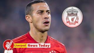 Liverpool make Thiago transfer decision with Jurgen Klopp considering four factors - news today
