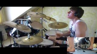 Anthrax - Nobody Knows Anything Drum Cover