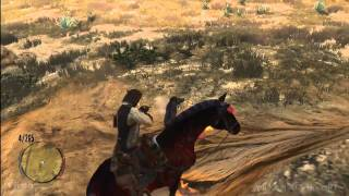 Red Dead Redemption - Undead Nightmare - Finding the Chupacabra