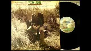 I Care , Tom T. Hall , 1975 Vinyl