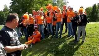 preview picture of video 'Das 12. Wildstartreffen in Frielendorf am Silbersee'