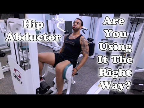 Hip Abductor Machine   Fitness Kensho   Are You Using It The Right Way?