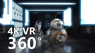 360° STAR WARS - The Great Escape VR 4K