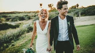 Ashley & Drew Lipson Wedding Film  Coasts   Oceans (Young Bombs Remix)