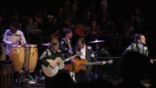 Bridge School 2013 Arcade Fire Awful Sound (Oh Eurydice)