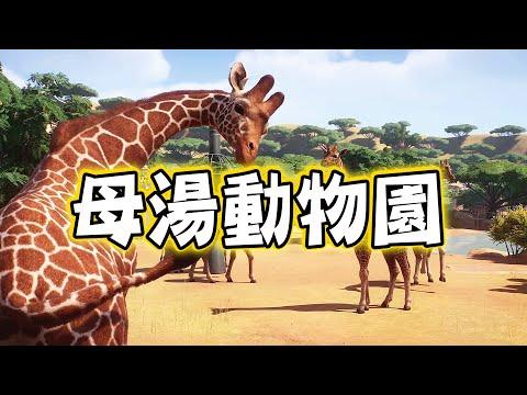 這個「母湯動物園」沒有武漢肺炎,但有智障動物