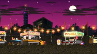 [MapleStory BGM] Night Market