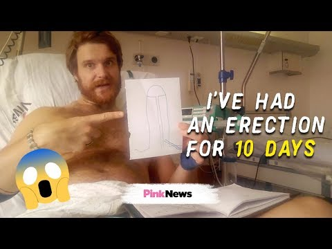 Viagra gone wrong: I've had an erection for 10 days