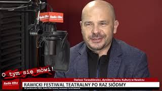 Wideo1: O tym się mówi: Rawicki Festiwal Teatralny