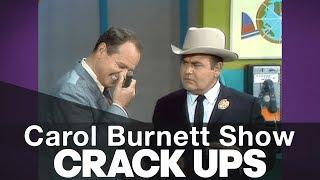 'Carol Burnett Show' Crack Ups!