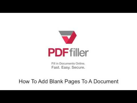 Some great organizations that edit within files on PDFfiller