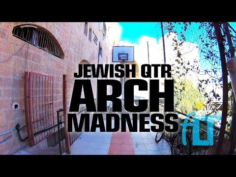Jewish Qtr Arch Madness
