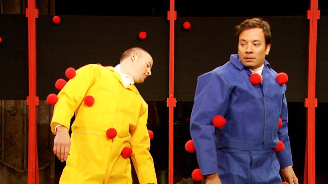 Sticky Balls with Channing Tatum (Late Night with Jimmy Fallon) thumbnail