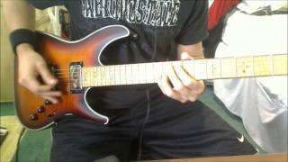 Chevelle - Twinge (Guitar Cover)