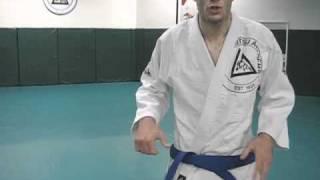 Rener Gracie on How to Tie the Belt
