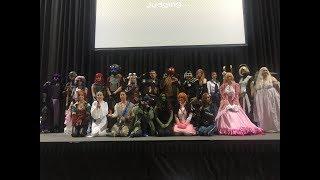 Cosplay Competition Showcase - GAMMA.CON 2017