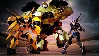 Transformers Prime – The Game All Cutscenes