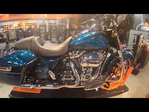 2020 Harley-Davidson Street Glide FLHX DRIPPING IN CHROME!