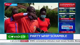 Party whip scramble: Trans Nzoia ODM leaders want deputy minority whip position given to Caleb Amisi
