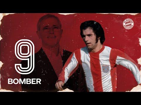 """""""Der Bomber"""" Record Goal Scorer Legend: The Big Gerd Müller Documentary"""