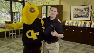 Georgia Tech College of Engineering Lab Tour