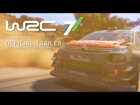 WRC 7 (PC) - Steam Key - GLOBAL - 1