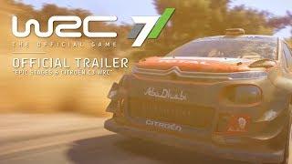 WRC 7 FIA World Rally Championship video
