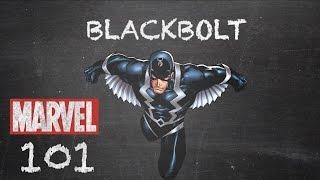 Silence is a virtue – Black Bolt