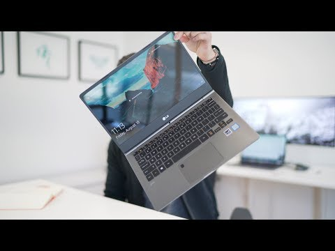 BEST Student Laptop 2017 – LG gram 13 INCH REVIEW