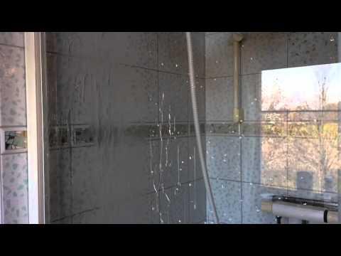 Nanoversiegelung Glasversiegelung CleanglaS mit Anti Kalk Schutz Glasversiegelung Dusche