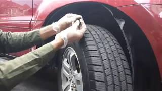 How to replace Honda Inner Fender or Fender Liner?