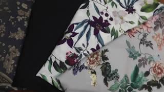 Распаковка ткани из интернет-магазина Измира.  Вторая покупка