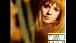 Marianne Faithfull...C'è chi spera