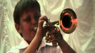 Играет Роман Куприянов ( 11 лет )