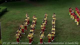 STC QC  Field Demonstration And Family Day - Grade2 Obedience