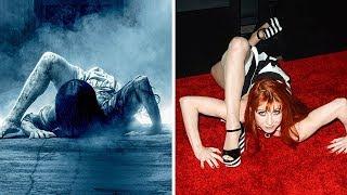 Cómo se ven los actores de las películas de terror en la vida real