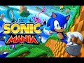 Sonic Lost World Opening with Sonic Mania