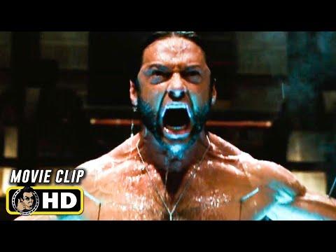 "X-MEN ORIGINS: WOLVERINE Clip - ""Wolverine vs. Helicopter"" (2009)"