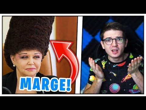 MARGE SIMPSON NALEZENA V RUSKU!!