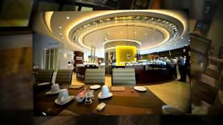 preview picture of video 'Crowne Plaza, Doha Qatar. not the cheapest hotel in Doha but the best.'