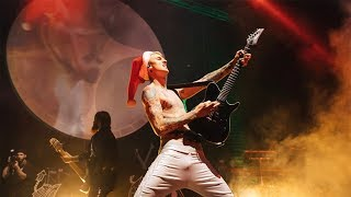 TILL I DIE BY MACHINE GUN KELLY LIVE!! ( XXmas Show In Cleveland 2017)
