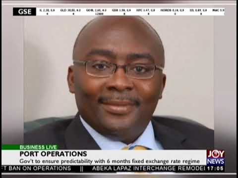 Business Summary - Business Live on JoyNews (19-9-18)