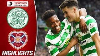 Celtic 2-1 Hearts | Young Celts Star As Johnston Scores Twice On Trophy Day | Ladbrokes Premiership