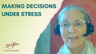 Making Decisions Under Stress