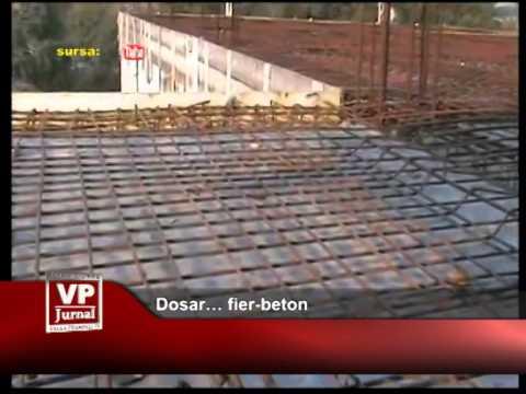 Dosar… fier-beton