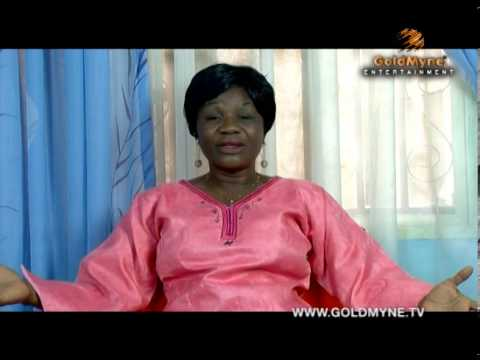 ACTRESS JOKE MUYIWA'S INTERVIEW ON AFRICANSCREEN